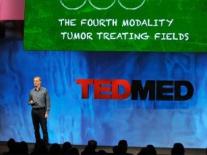 Treating cancer with electric fields - Bill Doyle: TedMed 2011 San Diego CA