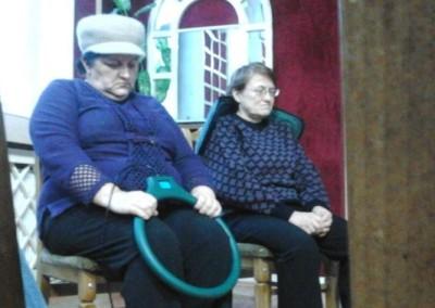 2 Ladies PEMF Orin ElectroMeds