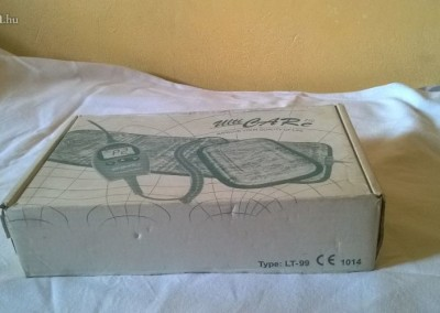 UltiCare LT-99 Matt PEMF Orin Shipping Box ElectroMeds